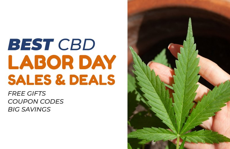 Best CBD Labor Day Sales & Deals for 2020